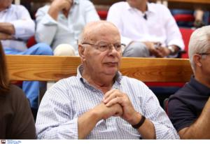 """Βασιλακόπουλος: """"Έχει μπερδέψει τη γραβάτα με το παντελόνι ο Αυγενάκης! Νιώθω αποτροπιασμό"""""""
