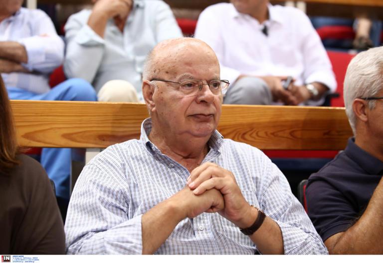 """Στην αντεπίθεση ο Βασιλακόπουλος – """"Παραληρηματικές οι δηλώσεις Αυγενάκη"""""""