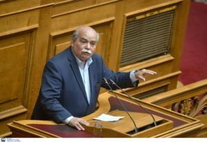 Βούτσης: Κοινοβουλευτικά αδιανόητη η επιμονή εξαίρεσης Πολάκη – Τζανακόπουλου!