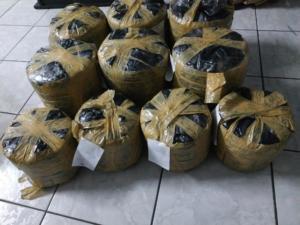 Θεσπρωτία: «Μπλόκο» σε 38 κιλά χασίς στα σύνορα – Δύο συλλήψεις