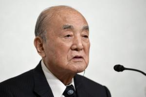Πέθανε ο πρώην πρωθυπουργός της Ιαπωνίας, Γιασουχίρο Νακασόνε