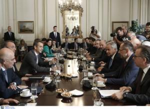 Δημοσκόπηση: Σαρώνουν Χρυσοχοΐδης, Παναγιωτόπουλος, Άδωνις! video