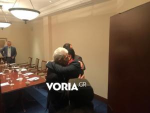 Μπουτάρης: Ο Ζάεφ είναι ευχαριστημένος με τον Μητσοτάκη [pics]