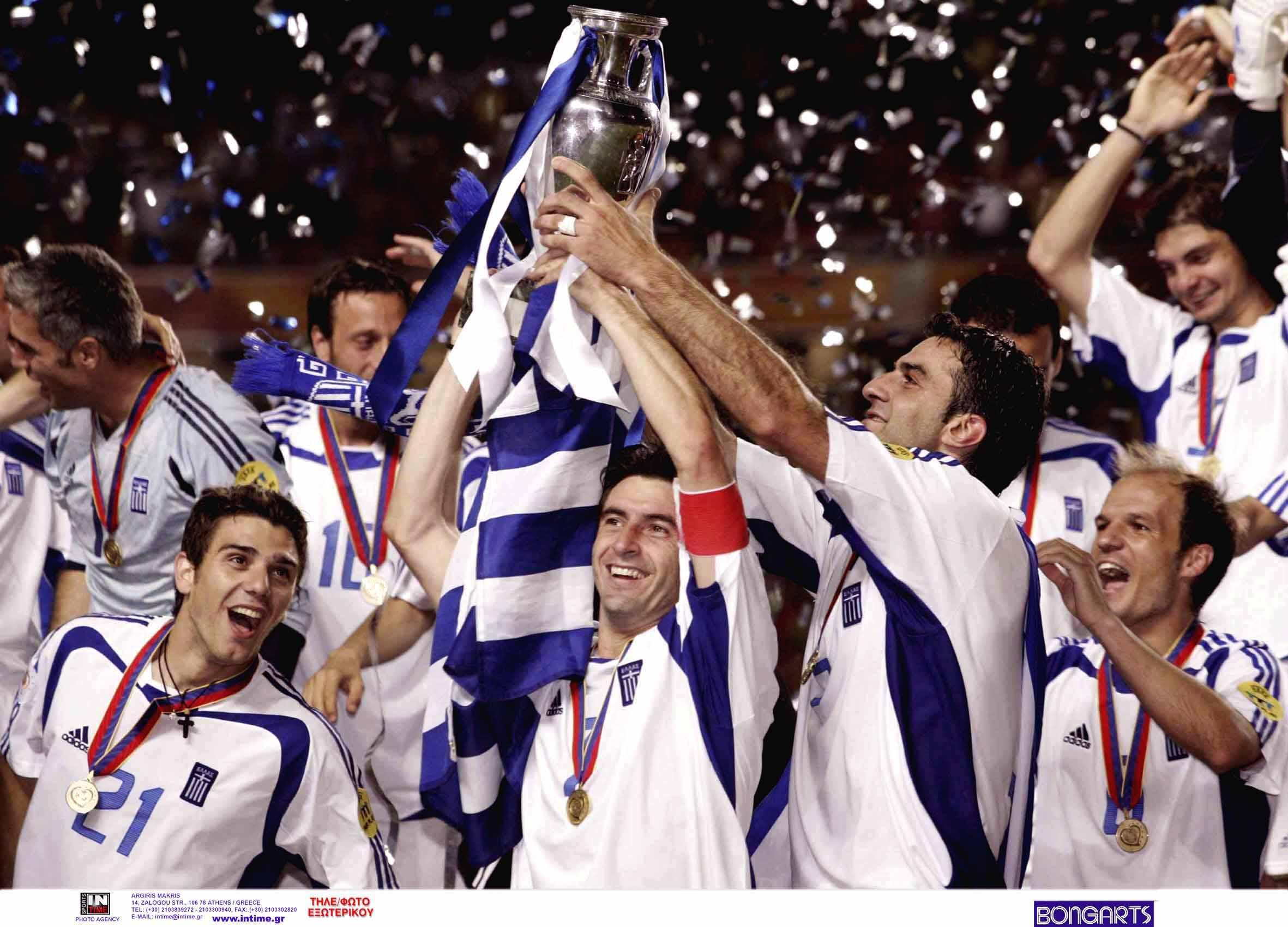 "UEFA: ""Η κλήρωση του Euro 2020 με Ζαγοράκη και αναμνήσεις από το 2004!"" [video]"