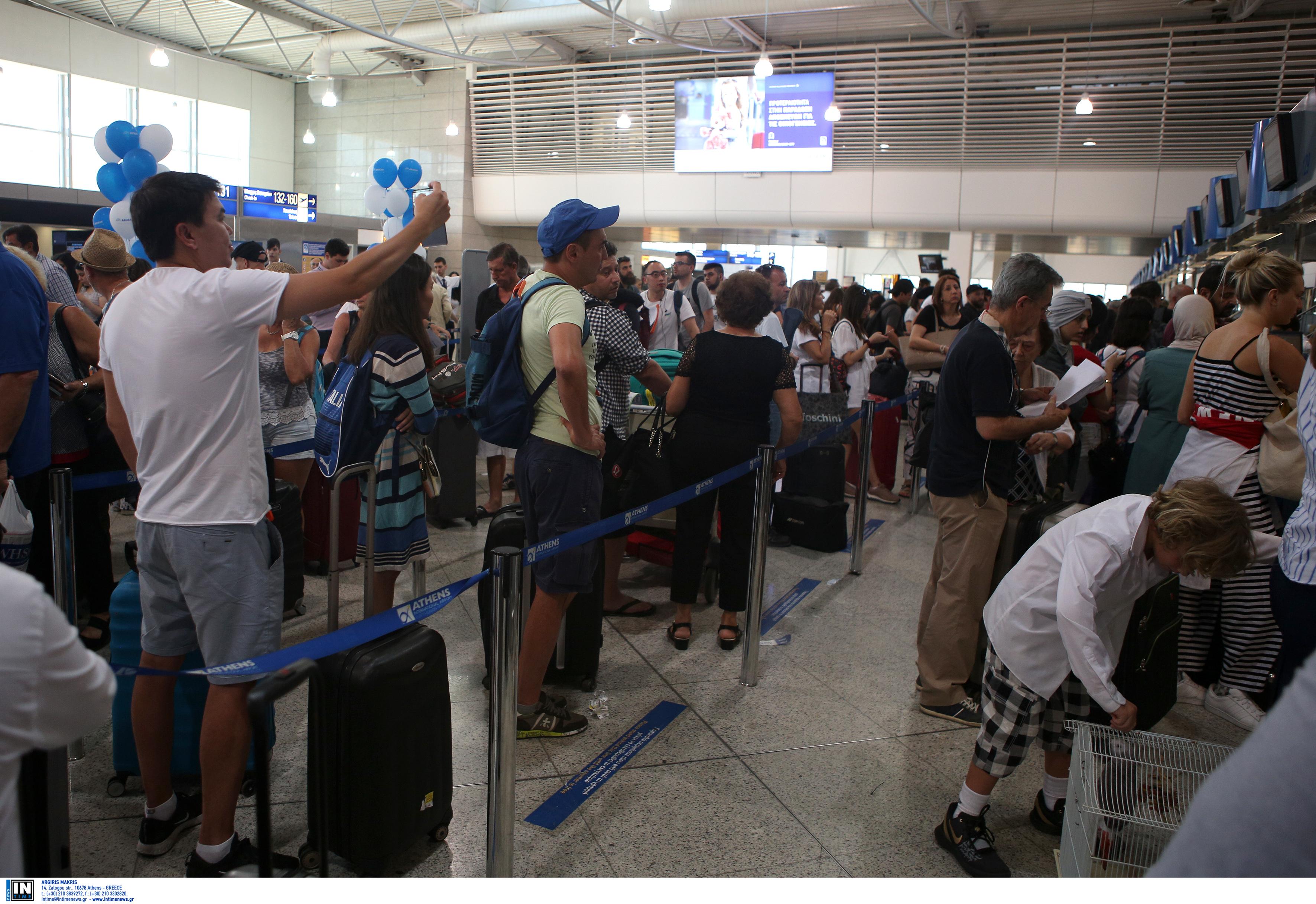 """""""Ελευθέριος Βενιζέλος"""": Πάνω από 20 εκατομμύρια επιβάτες το 10μηνο του 2019"""