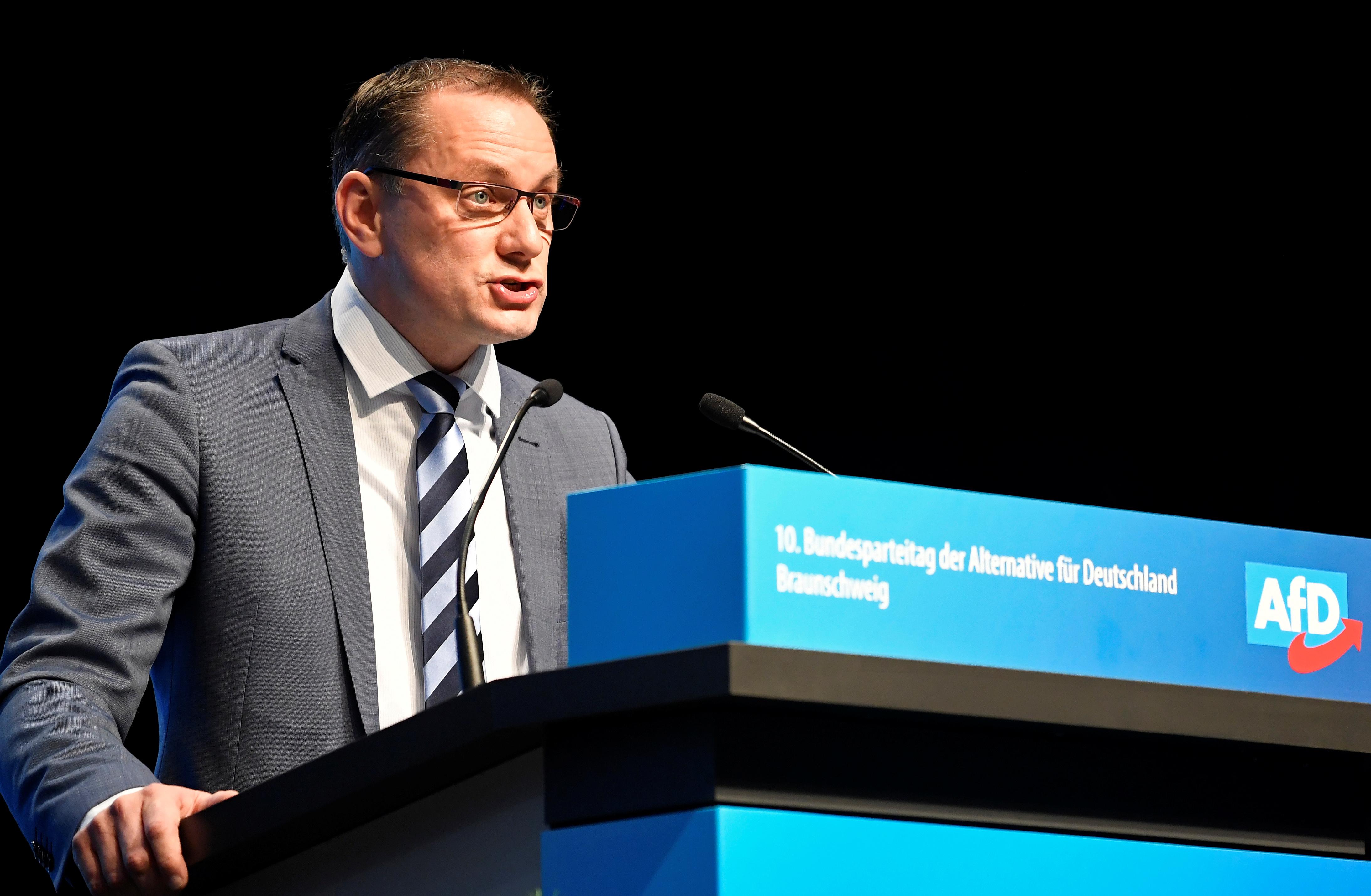 Γερμανία: Επανεκλογή του Μόιτεν στην ηγεσία του ρατσιστικού AfD