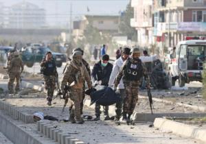 Νέα βομβιστική επίθεση στην Καμπούλ – Τουλάχιστον 7 νεκροί [Pics]