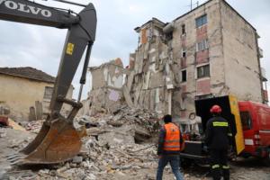 Αλβανία: Στα Τίρανα Έλληνες μηχανικοί για την αξιολόγηση των κτιρίων