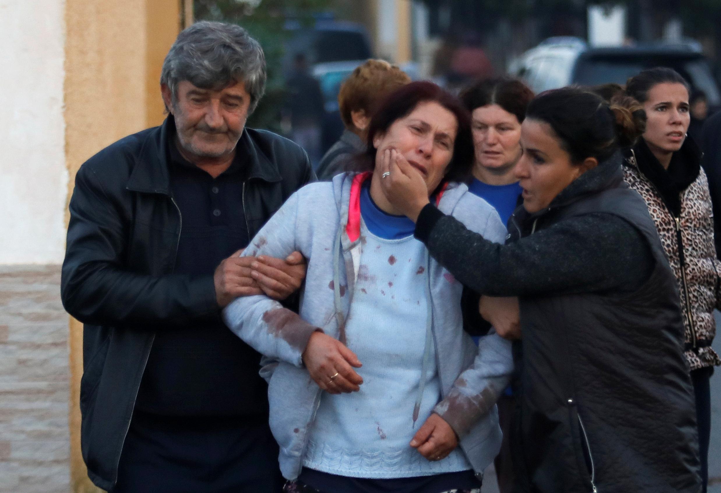 Ο σεισμός στην Αλβανία άφησε μια χώρα ρημαγμένη