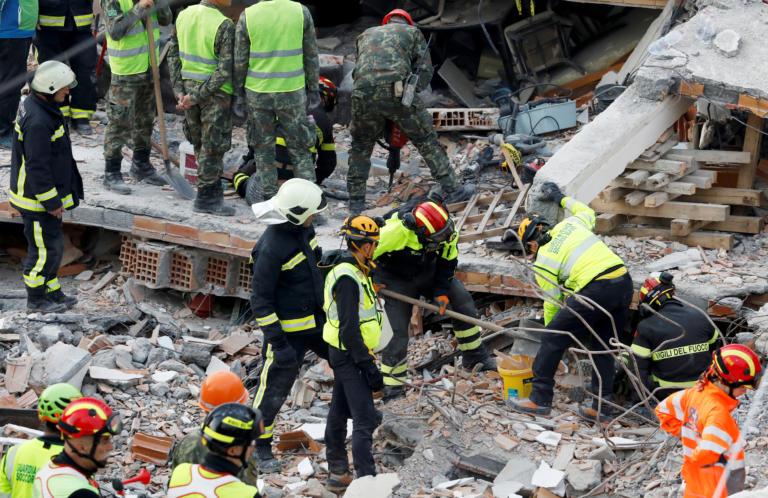 Σεισμός 5,3 ρίχτερ στην Αλβανία – Νέος πανικός!