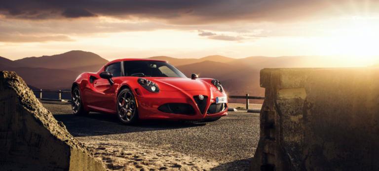 Τίτλοι τέλους για την ονειρική Alfa Romeo 4C [pics]