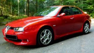 Ίσως η μοναδική ευκαιρία για να αποκτήσει κάποιος μια Alfa Romeo 156 GTA σε κατάσταση βιτρίνας! [pics]