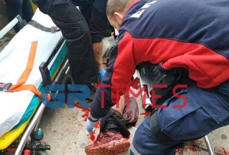 Θεσσαλονίκη: Μαχαίρωσαν αλλοδαπό στο κέντρο της πόλης!