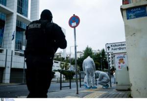Μεγάλη επιχείρηση της Αντιτρομοκρατικής στην Αττική! Τρεις συλλήψεις – Κατασχέθηκαν όπλα και εκρηκτικά