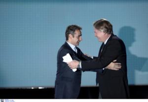 Συνέδριο ΝΔ: Ο Λόπεζ καταδίκασε την τουρκική προκλητικότητα