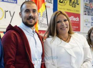 Ναύπλιο: Συνάντησε τη γυναίκα που του έσωσε τη ζωή – Συγκίνηση και χαμόγελα ευτυχίας – video