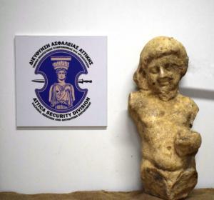 Συνελήφθη αρχαιοκάπηλος με άγαλμα τεράστιας αξίας στη Μεσσηνία!
