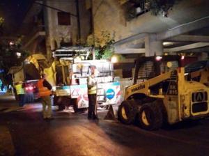Ασφαλτοστρώσεις σε 127 δρόμους της Αθήνας – Δείτε ποιοί είναι