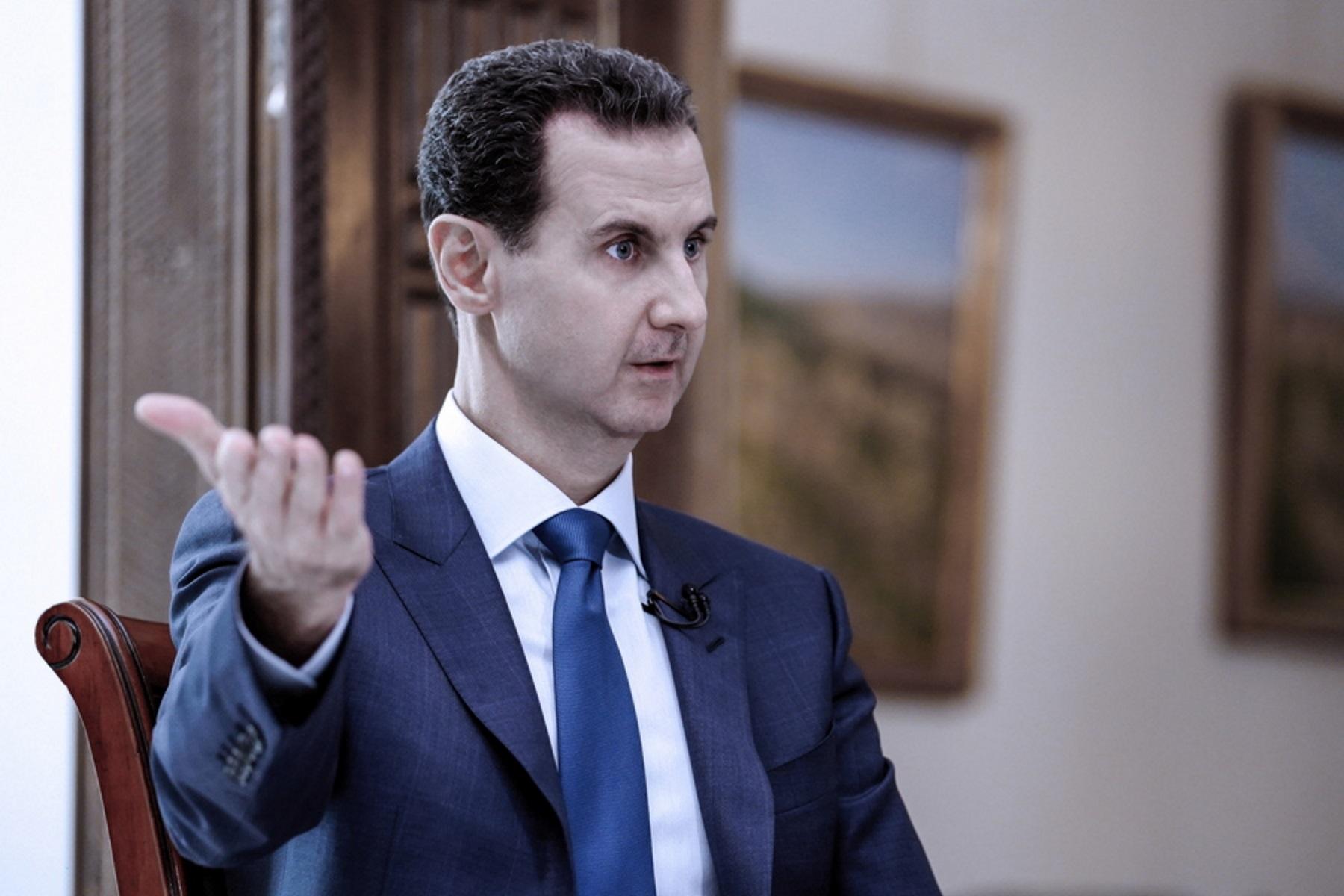 Ο Άσαντ διεκδικεί την τέταρτη θητεία του στη προεδρία της Συρίας