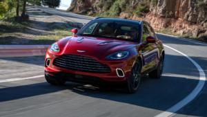 Αυτό είναι το πρώτο SUV στην ιστορία 106 ετών της Aston Martin [vid]