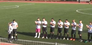 Χίος: Συγκινητική πρόταση γάμου σε γήπεδο! [video]