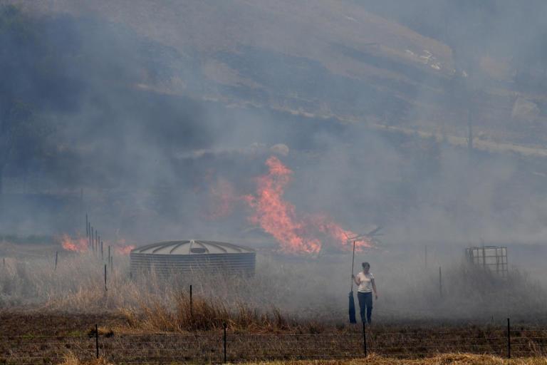 """Μαίνονται οι φωτιές στην Αυστραλία – """"Εγκαταλείψτε τα σπίτια σας""""! Video"""