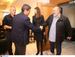 """Ολυμπιακός: Έγινε η συνάντηση με Αυγενάκη! Μώραλης: """"Είδαμε να παρεμβαίνει η ΦΙΦΑ και η ΟΥΕΦΑ"""""""