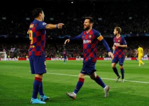 "Champions League: Στους ""16"" με τριάρα η Μπαρτσελόνα! ""Βήμα"" πρόκρισης στο φινάλε η Ίντερ – videos"