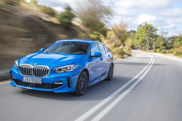 Δοκιμάζουμε την ολοκαίνουργια και προσθιοκίνητη πλέον, BMW 116d [pics]