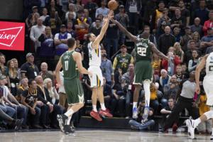 """Ο Μπογκντάνοβιτς """"ξέρανε"""" τους Μπακς του Αντετοκούνμπο! Τα αποτελέσματα στο NBA – videos"""