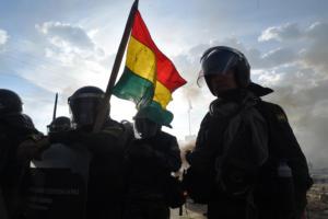Βολιβία: Καταγγελίες για αναίτια χρήση βίας!