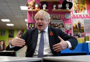 Brexit: Παραμένει πρώτος στις δημοσκοπήσεις για τις εκλογές ο Μπόρις Τζόνσον