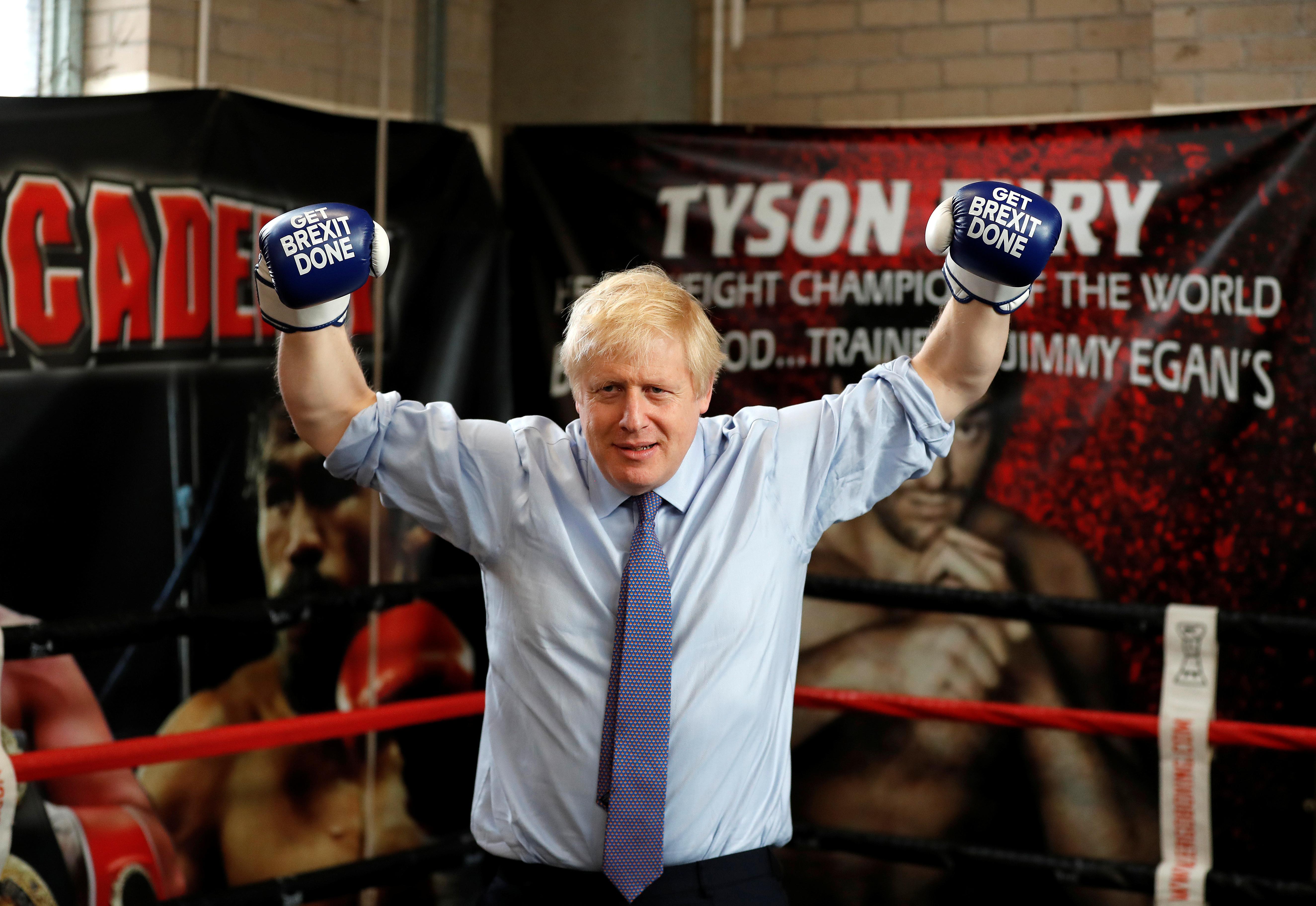 Βρετανία: «Καλπάζει» ο Τζόνσον σε νέα δημοσκόπηση – Μπροστά 18 μονάδες!