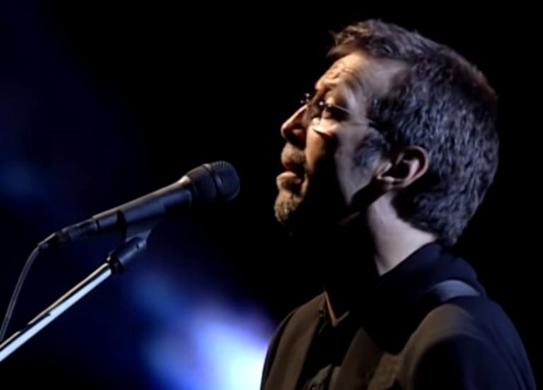 Eric Clapton: Συναυλία προς τιμήν του Ginger Baker