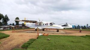 Κονγκό: 19 νεκροί από συντριβή αεροπλάνου κοντά σε σπίτια