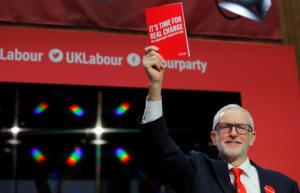 """Κόρμπιν: """"Μανιφέστο για την ελπίδα"""" το ριζοσπαστικό προεκλογικό μας πρόγραμμα"""