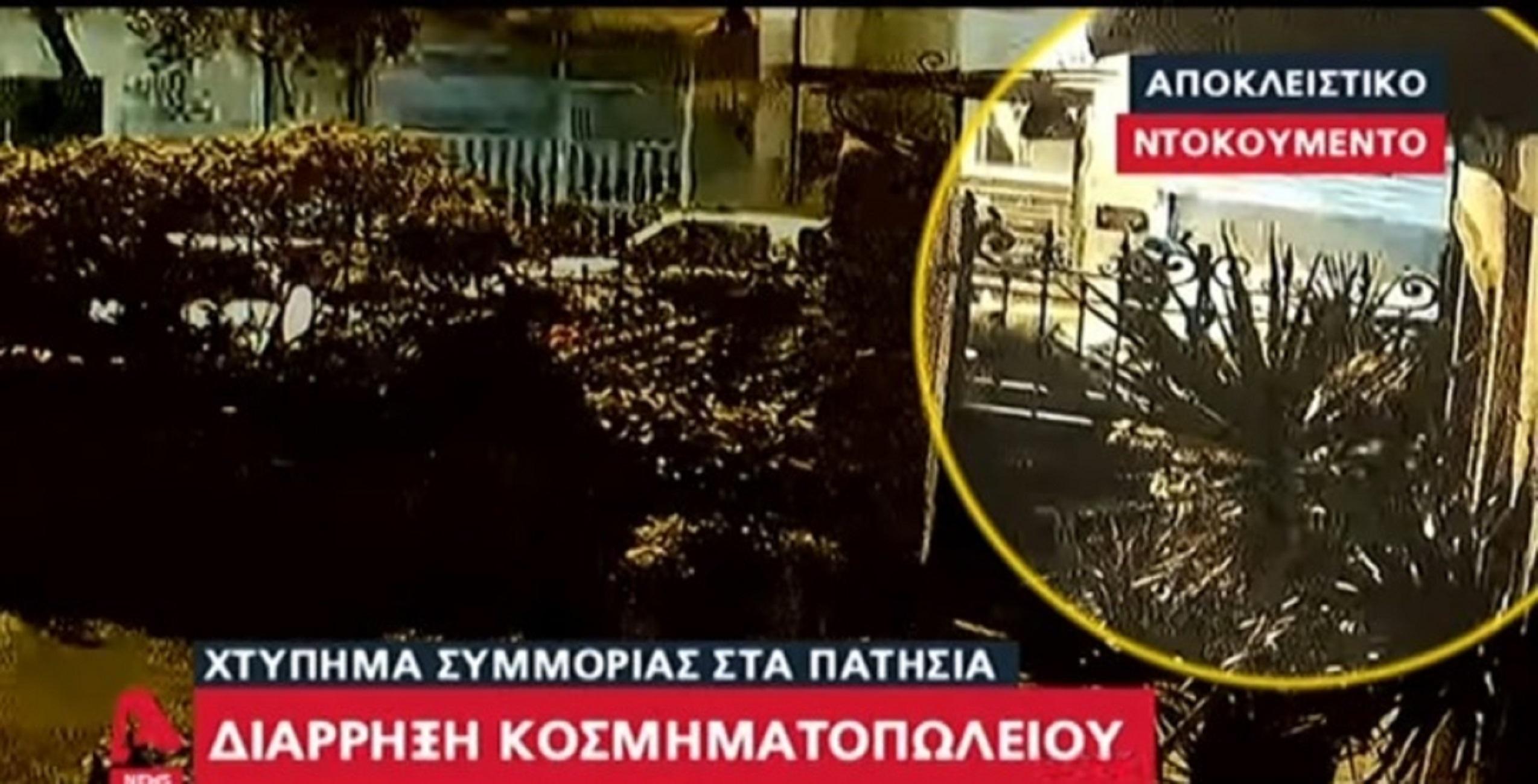 Βίντεο ντοκουμέντο από τη διάρρηξη σε κοσμηματοπωλείο στα Πατήσια - Η μαρτυρία του ιδιοκτήτη στο Newsit.gr
