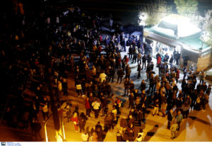 Διαβατά: Διαμαρτυρία κατοίκων για την άφιξη προσφύγων και μεταναστών