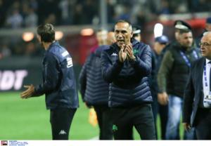 """Παναθηναϊκός: """"Καμπάνα"""" σε Δώνη! Χωρίς προπονητή στα επόμενα ματς το Τριφύλλι"""