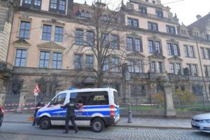 Δρέσδη: Ληστεία με λεία 1 δισ. από το μουσείο Gruenes Gewoelbe