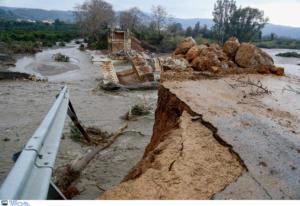 Κλιματική αλλαγή: Εφιαλτικές προβλέψεις για την χώρα μας! Δρόμοι, γέφυρες, λιμάνια σε κίνδυνο