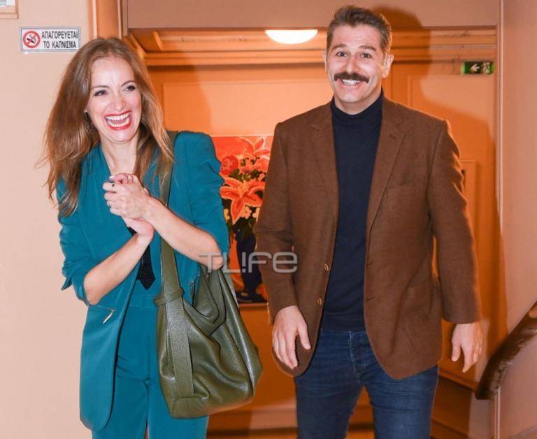 Αλέξανδρος Μπουρδούμης – Λένα Δροσάκη: Τράβηξαν την πιο ρομαντική φωτογραφία τους στο Παρίσι!