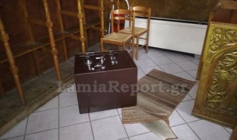 Φθιώτιδα: Ξαναχτύπησαν οι ιερόσυλοι σε εκκλησία! Προσπάθησαν να πάρουν το χρηματοκιβώτιο