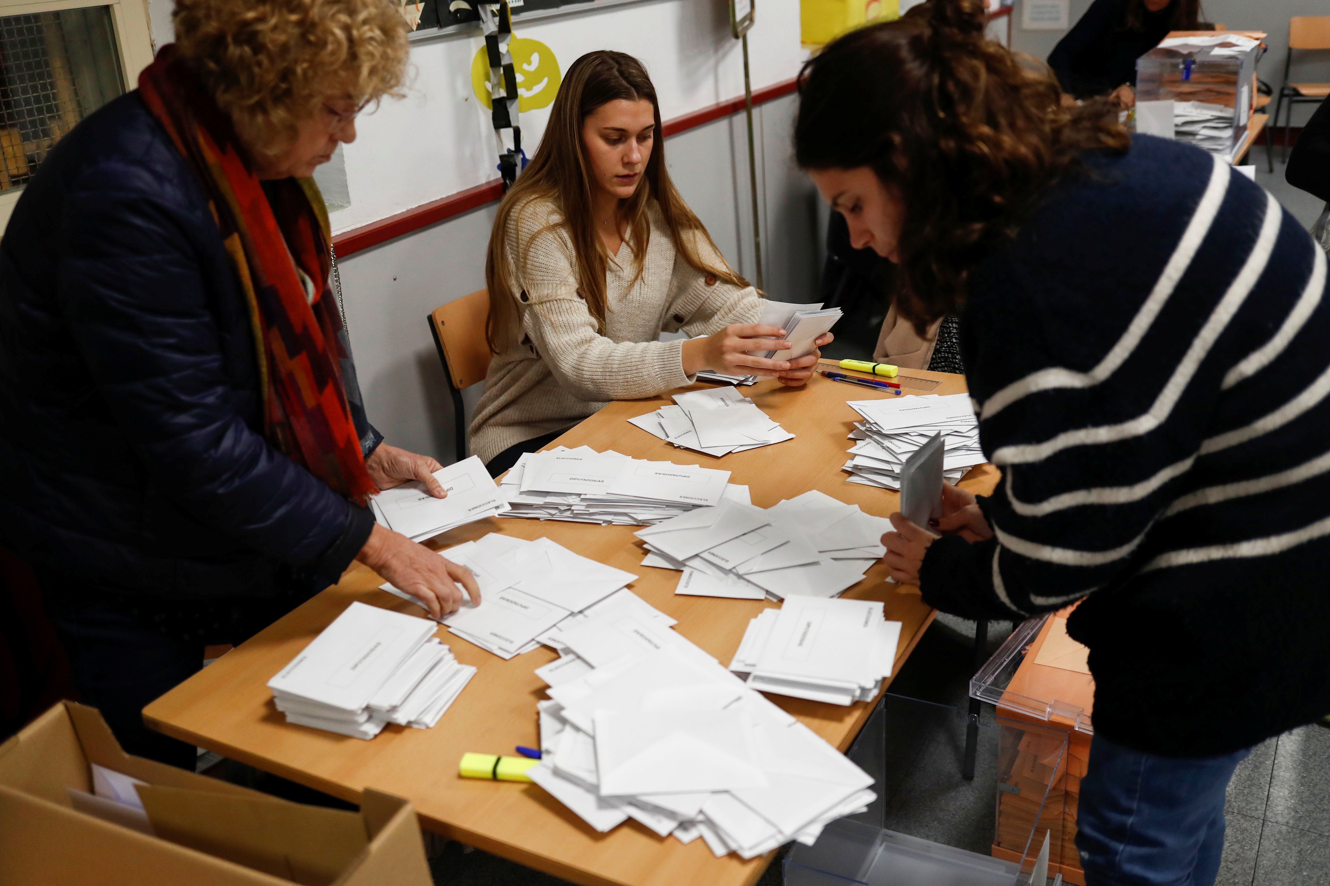Ισπανία – Εκλογές: Κανείς την πλειοψηφία – Τρίτη δύναμη η ακροδεξιά