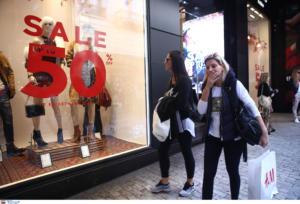 Θεσσαλονίκη: Κυριακή με ανοιχτά καταστήματα – Εκπτώσεις που φέρνουν κόσμο στην αγορά!