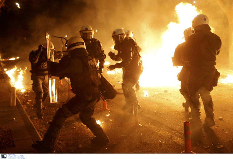 """Πολυτεχνείο: """"Καζάνι που βράζει"""" η Αθήνα λίγες μέρες πριν την επέτειο!"""