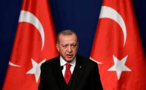 Ερντογάν: Θα πάει με… καυτή πατάτα στον Τραμπ