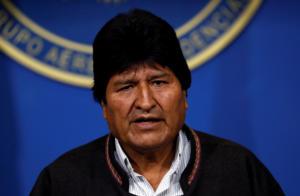 Βολιβία: Σε προκήρυξη νέων εκλογών υποχρεώθηκε ο Μοράλες