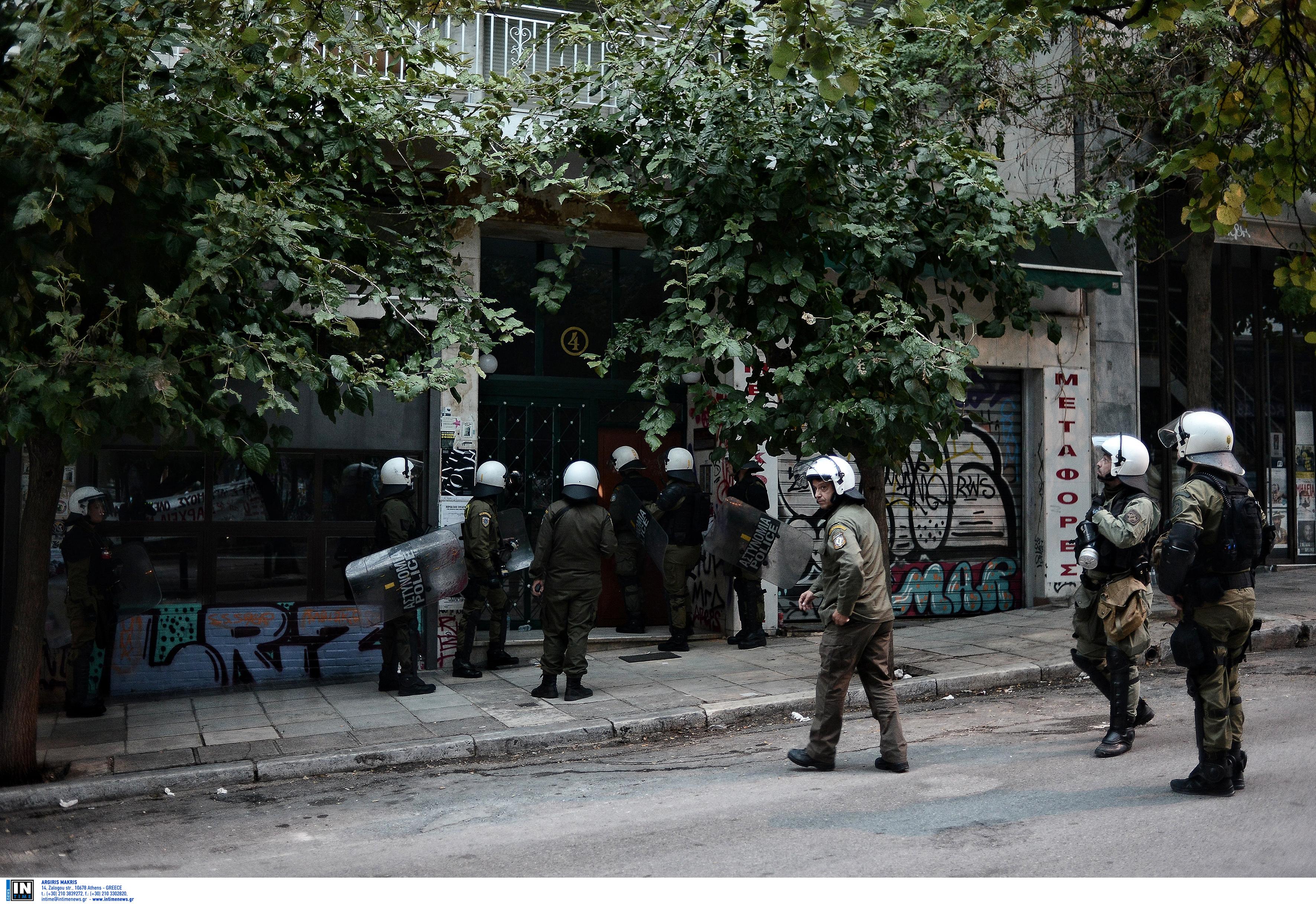 «Μέχρι το άβατο να γίνει γειτονιά, τα ΜΑΤ θα υπάρχουν» - Η απάντηση Χρυσοχοΐδη για τα Εξάρχεια στον ΣΥΡΙΖΑ