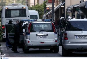 Εξάρχεια: Αναβολή στη δίκη των 5 συλληφθέντων στην ταράτσα πολυκατοικίας